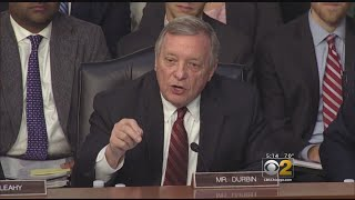 Durbin, Sessions Clash At Hearing