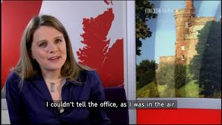 10 Year Anniversary of the Daily News on BBC Alba