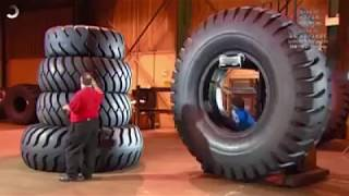 How It's Made Giant Tires