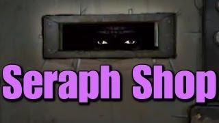 Seraph Weapon Shop Locations Borderlands 2
