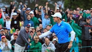 McIlroy 3rd Round Masters
