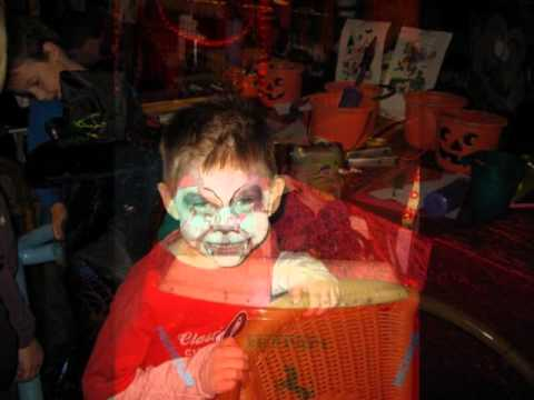 Halloween weekend bij DippieDoe in Cuijk