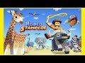 Jogo De Zool gico Rodeio Stamped zoo Safari jogo Rodeio
