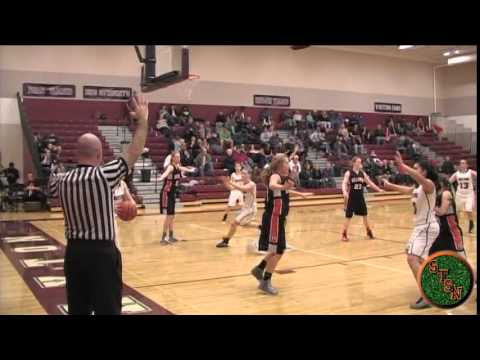 Willamina at Dayton Girls' Basketball Quick Clips