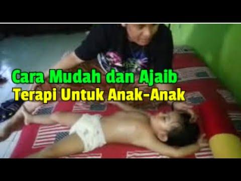 Video Terapi Ajaib untuk Flu dan Batuk Anak  - By Master Asma Suryani