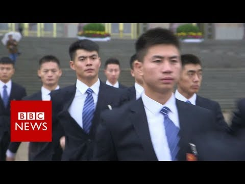 What does China's Congress think of Kim Jong-un? - BBC News