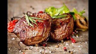быстрое приготовление ужина с мяса.