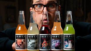 Expired Thanksgiving Soda Taste Test