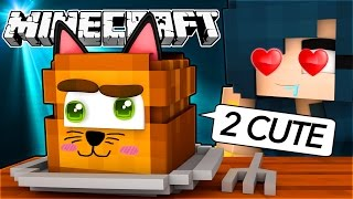 THE MOST CUTEST THING IN MINECRAFT EVER!