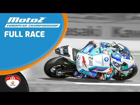 Race 2 Moto2™ European Championship Circuit de Barcelona-Catalunya