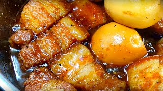 THE AUTHENTIC VIETNAMESE CARAMELIZED PORK BELLY