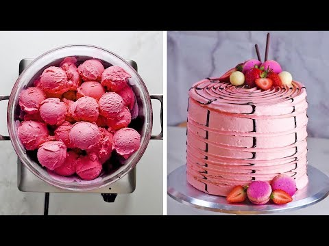 3 yummy flavors 3 clever hacks one ultimate Neapolitan cake! by So Yummy