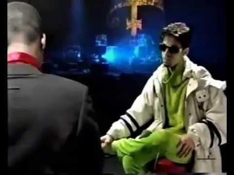 Prince explica porque rechazó Bad de Michael Jackson - Sub. Español