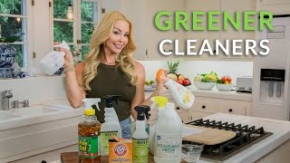 Tips For Greener Household Cleaning
