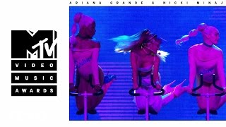 Ariana Grande — Side To Side (feet. Nicki Minaj)