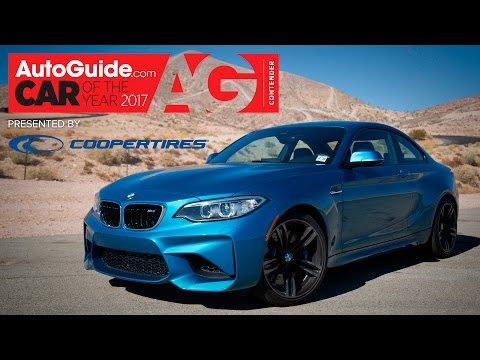 2017 BMW M2 - 2017 AutoGuide.com Car of the Year Contender - Part 2 of 7