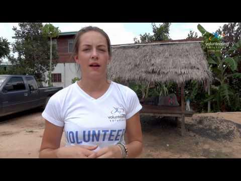 Summer Volunteer Program, Thailand with Volunteering Solutions