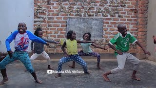 Masaka Kids Africana – #PetitAfroChallenge || Afro Dance