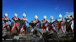 Ultraman Ginga S Showdown - The 10 Ultra Warrior!!