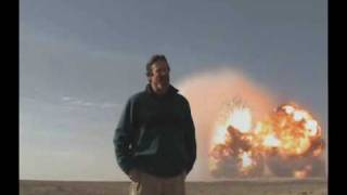 100 Tons Of Explosives GONE WRONG!