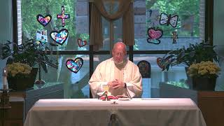 St. Ludmila Mass with Fr. Ken. Friday May 15, 2020