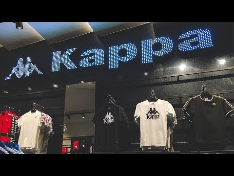 A LOOK INSIDE: Kappa Concept Store in Sandton City