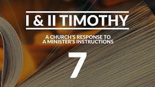I & II Timothy - #7