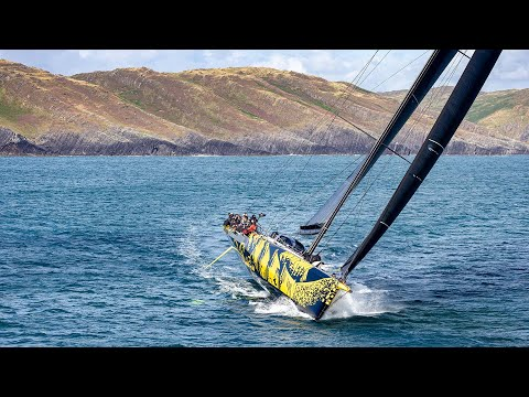 Rolex Fastnet Race 2021 – Pushing crews to their limits