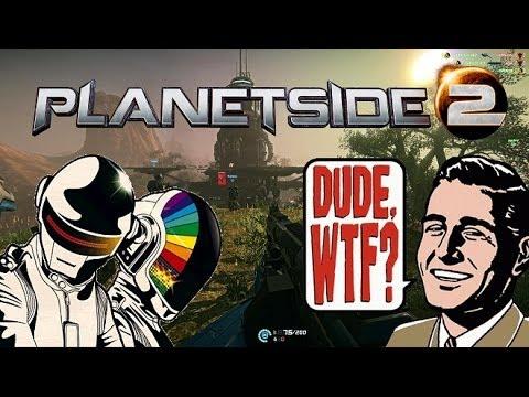Momenti Divertenti su PLANETSIDE 2!