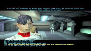 """Star Wars: KoTOR Pt.5 """"Dr. Zelka Forn"""""""