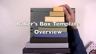 Kreate A Box™ - Six Templates Overview