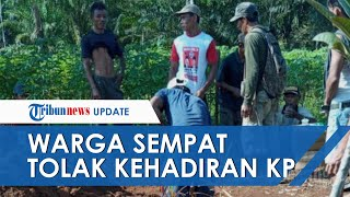 Kehadiran KP di Kampung Sendang Rejo Ditolak Warga, Anak yang Penggal Kepala Ayah Ini Lalu Ditahan
