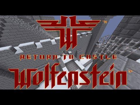 Return to Castle Wolfenstein - Castle Keep - xxMINECRAFT