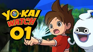 Yo-Kai Watch - Episode 1 | The World Of Yo-Kai!