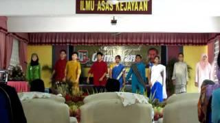 preview picture of video 'Persembahan Pelajar SMKAJ sempena Hari Anugerah Cemerlang'
