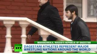 Wrestlers from Dagestan always near the top of Olympic podium