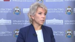 Сегодня состоялось внеочередное заседание Правительства Новгородской области
