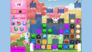 Candy Crush Saga Level 3922 NO BOOSTERS Cookie