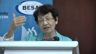 preview picture of video 'TURKEY - WHERETO? The Kurdish Issue in Turkish Foreign Policy - Prof. Ofra Bengio'