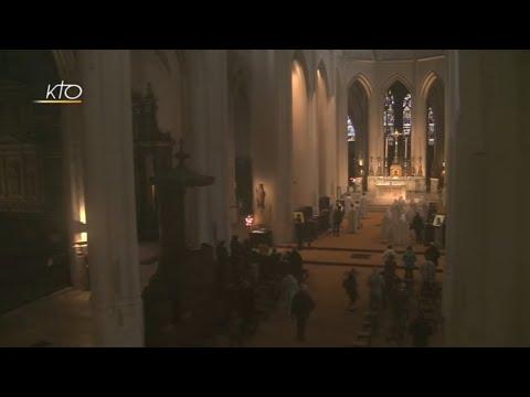 Vêpres et messe à St-Gervais du 6 avril 2019