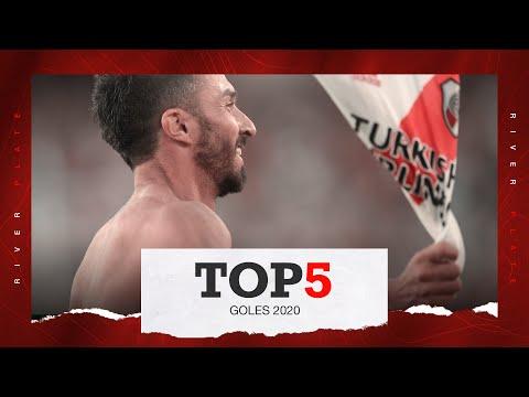 Top-5  Los mejores goles de River en el 2020
