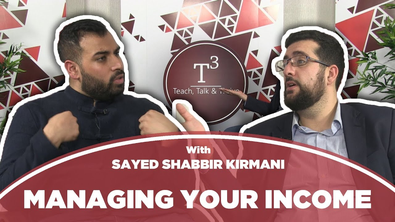 Managing Your Income