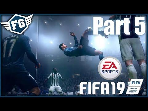ŽENSKÁ REPREZENTACE - FIFA 19: Cesta #5