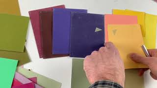 Color Theory: Subtraction Of Color