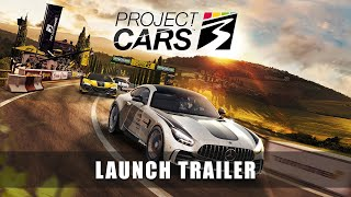 PROJECT CARS 3 – Launch Trailer