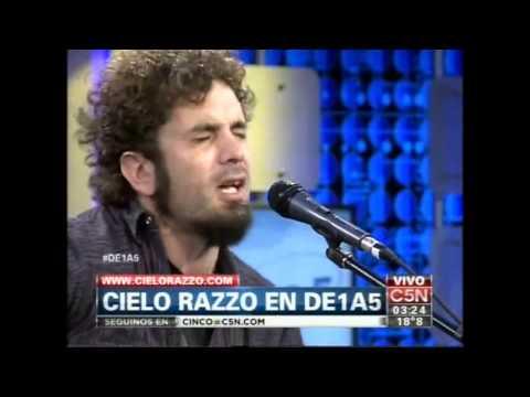 Cielo Razzo - Charlone (acústico en vivo)
