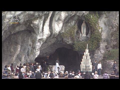 Chapelet à Lourdes du 28 octobre 2019