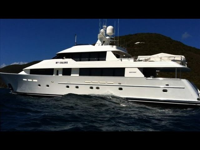 Working Life on a Luxury Yacht