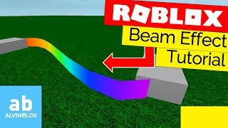 Roblox-How to use beam to make flag(Very easy) - Most