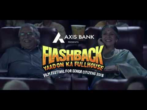 Flashback - A Film Festival For Senior Citizens
